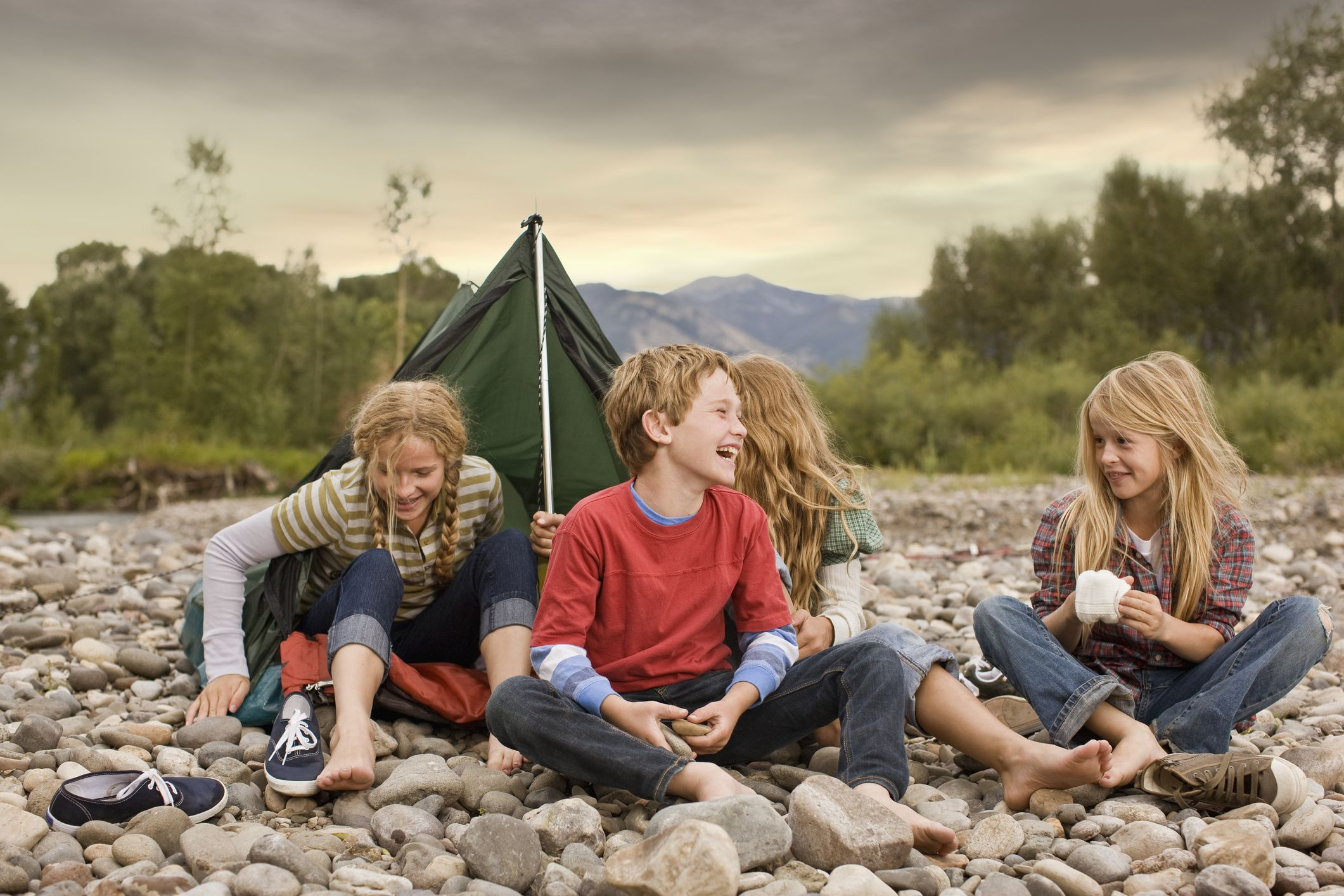 The Best Camping Gear for Kids