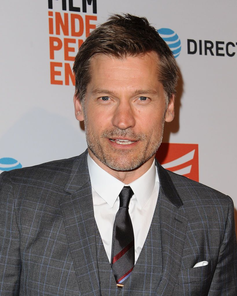 Nikolaj Coster-Waldau (with slight beard) Okay, so Nikolaj isn't often clean shaven, but we think the stubbled look works best. Pro tip: if you've been blessed with a herculean jaw line, don't hide it.