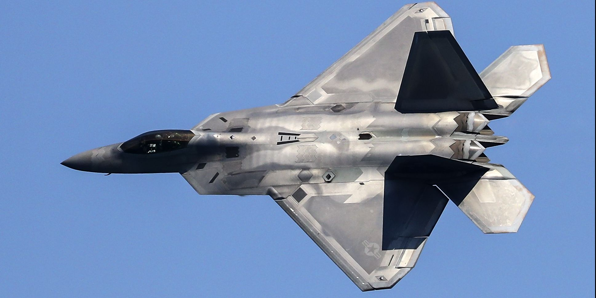 Unexplained Images Shows F-22 Raptor in Russian Fighter's Sights
