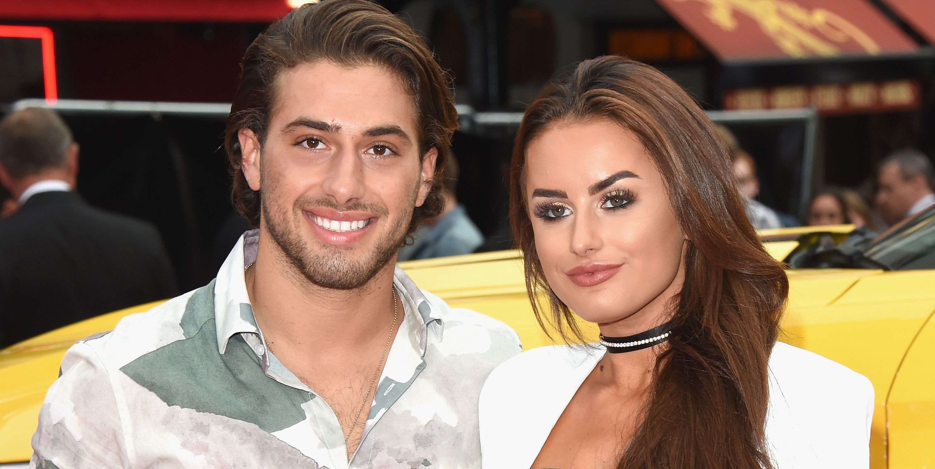 Love Island's Kem and Amber break their silence on split for the first time
