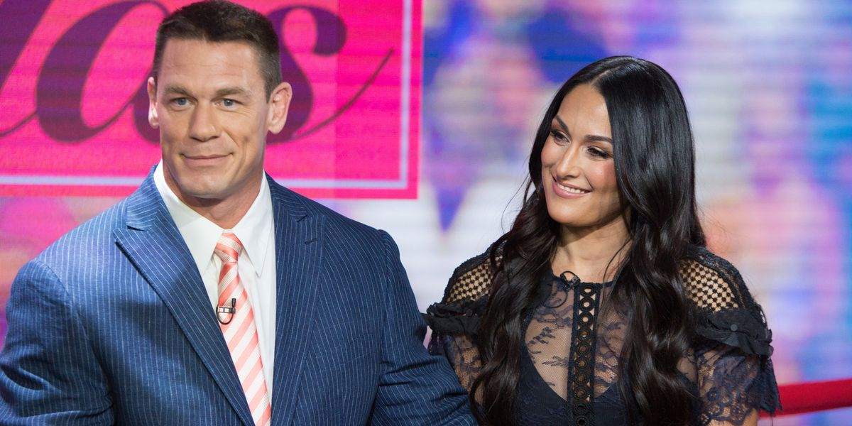 John Cena Made Nikki Bella Sign A 75-Page Contract - Nikki Bella Had To Sign Contract -8859