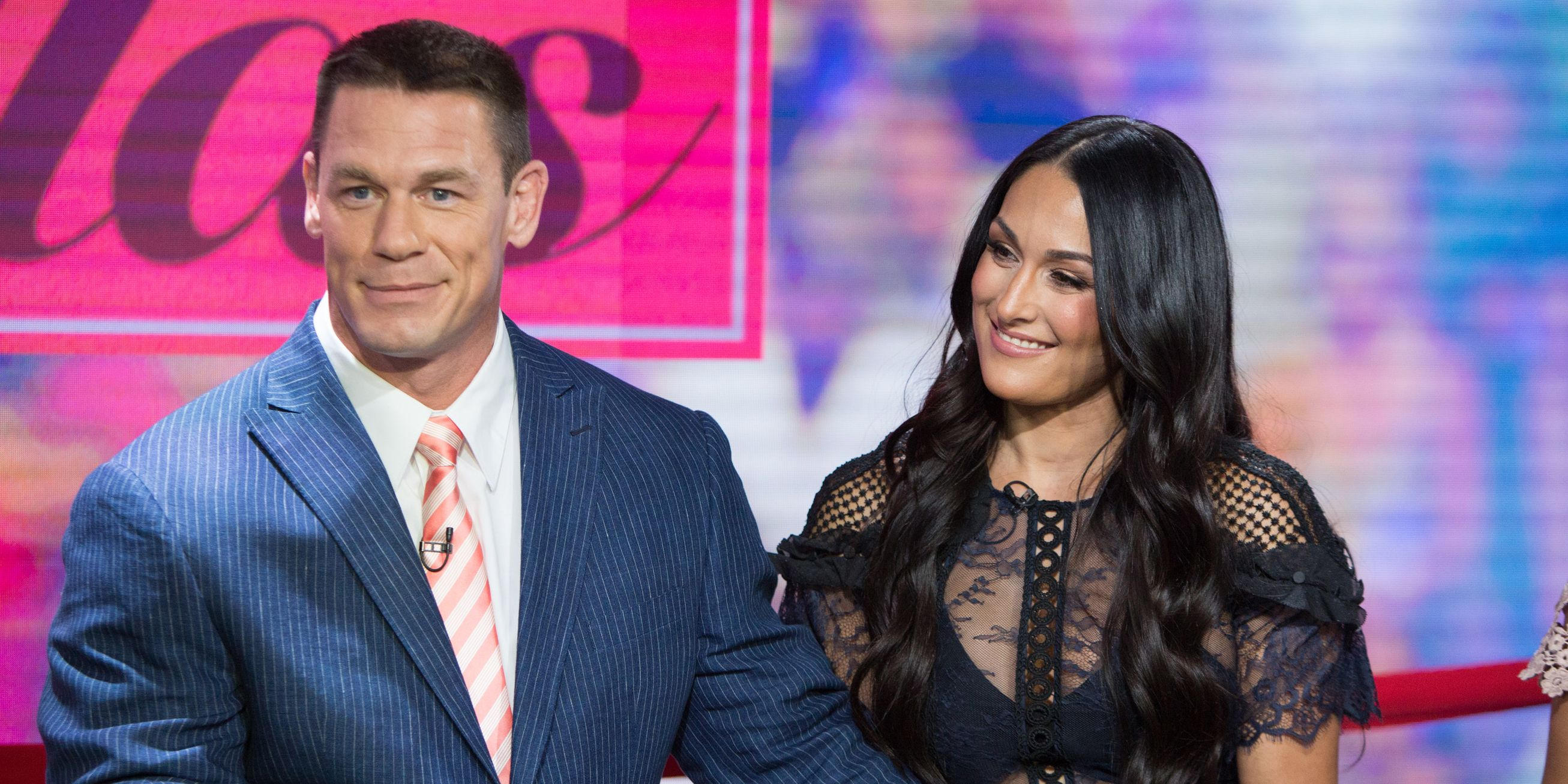 Reminder That John Cena Made Nikki Bella Sign An Insane  Page Contract Before She Moved In