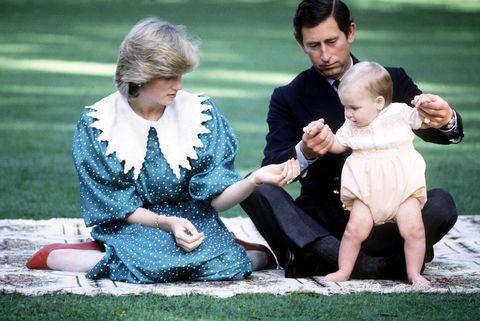 princess diana and prince charles 1983 australian royal tour