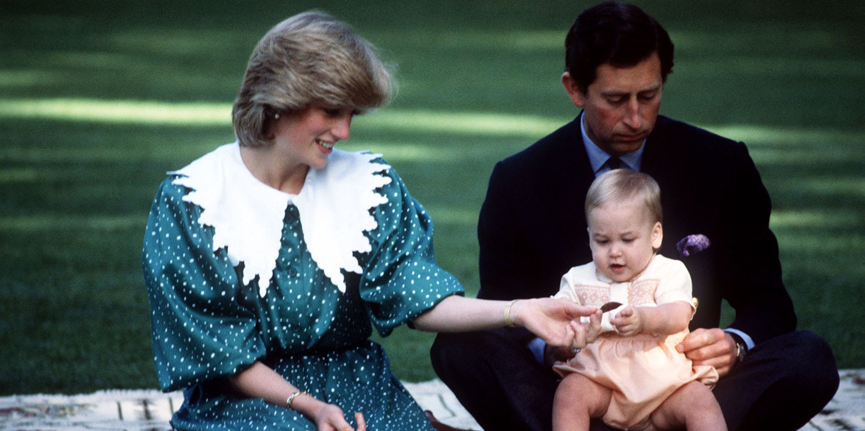 Photos Of Princess Diana And Prince Charles