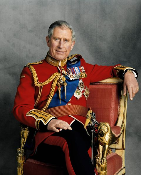 london, november 13   prince charles, prince of wales poses for an official portrait to mark his 60th birthday, photo taken on november 13, 2008 in london, england photo by hugo burnand poolgetty images
