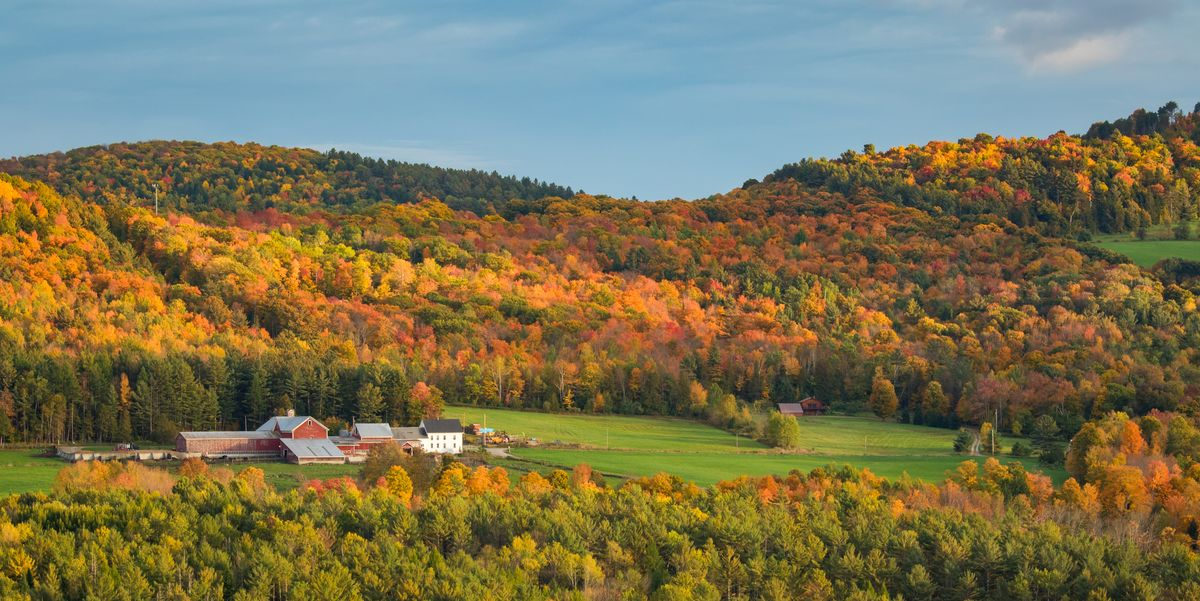 10 Beautiful Places To See Fall