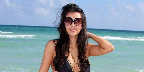 Celebrity Sightings In Miami Beach - November 15, 2008