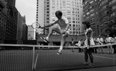 Bobby Riggs Billie Jean King Battle of the Sexes