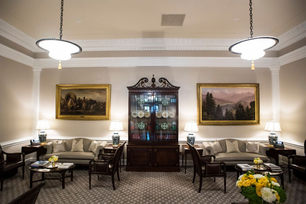 West Wing Lobby