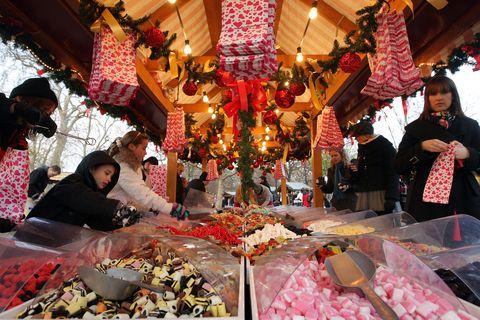 London Holiday Market