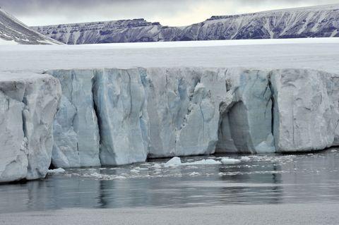 russian arctic ice