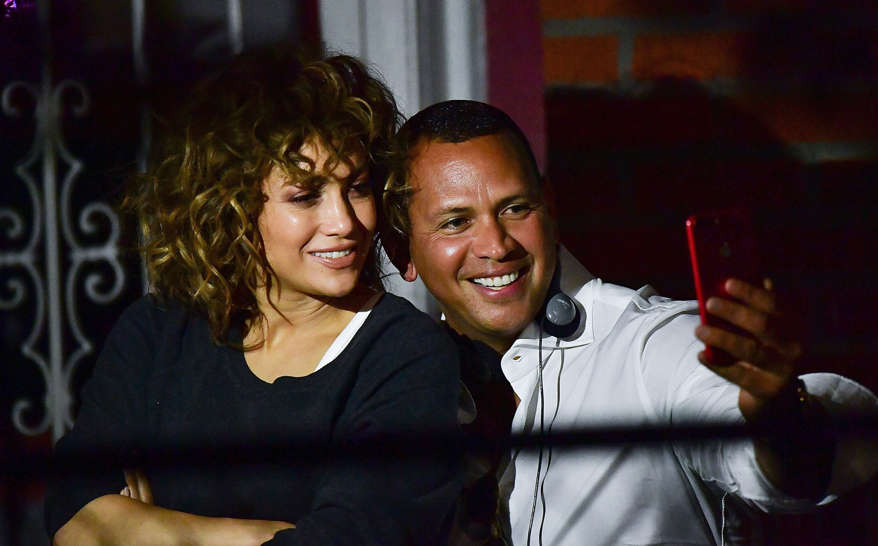Jennifer Lopez and Alex Rodriguez' Valentines Day Plans Involved 'Dirty Dancing'