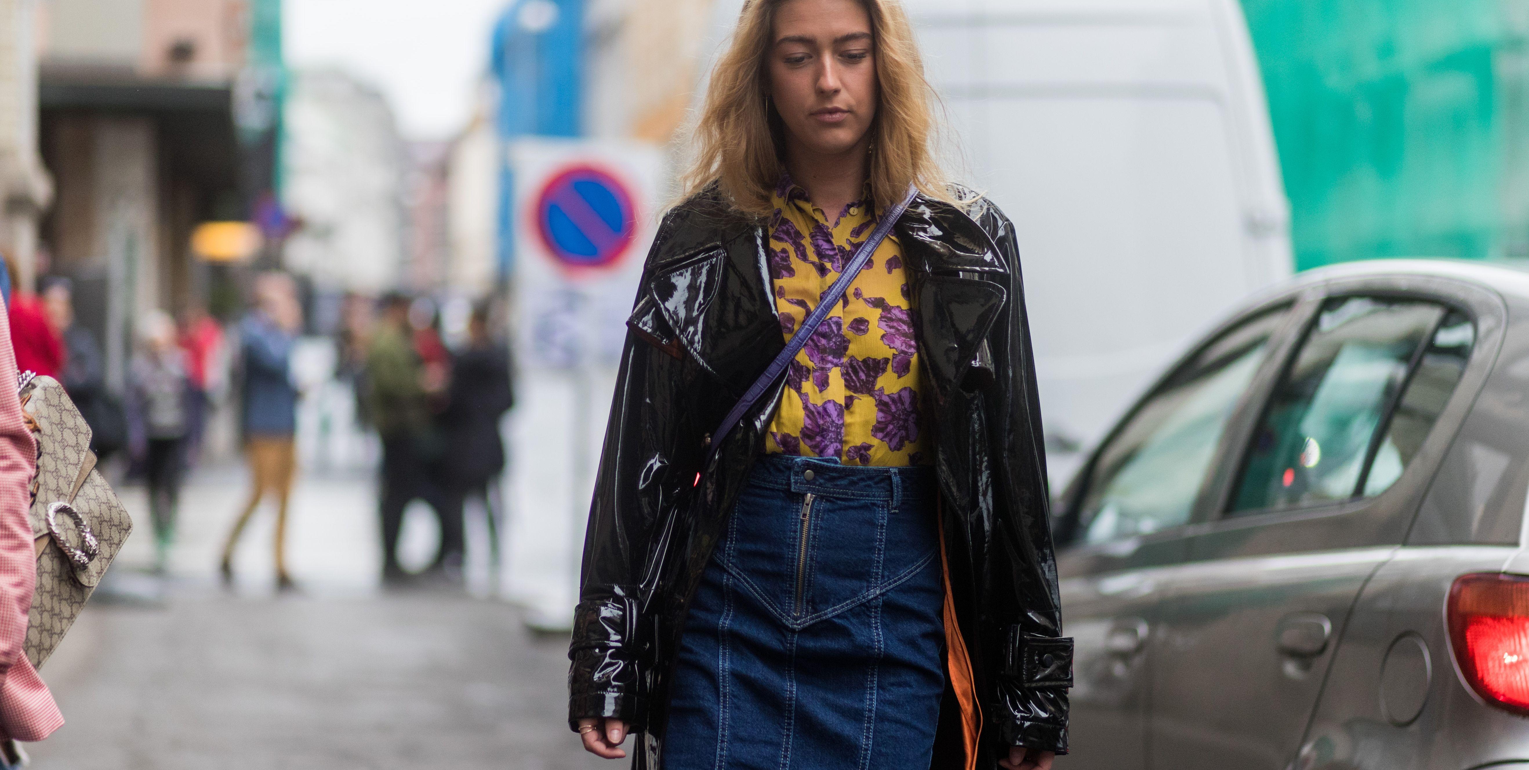 Le gonne di jeans della Primavera Estate 2018 non sono (solo) mini, e questi sono i nostri modelli preferiti visti fuori dagli show