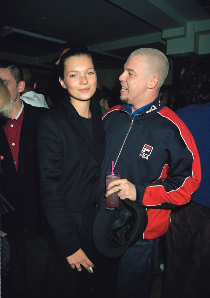 Alexander McQueen Muses Throughout History