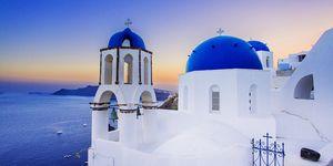 A Place To Visit: Santorini