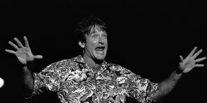 Robin Williams live