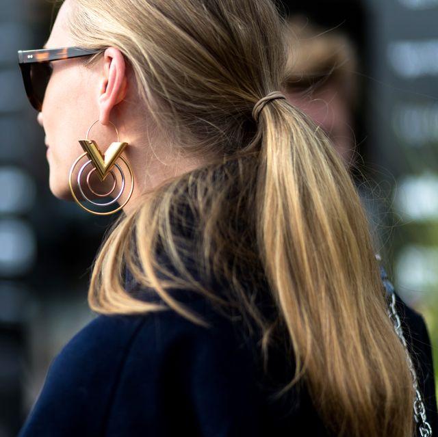 ponytail-street style