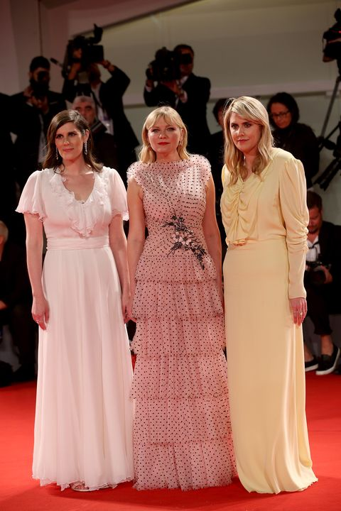 2017 Venice Film Festival Red Carpet Fashion Rodarte