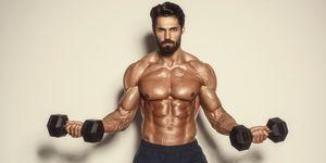conseguir músculo rápido
