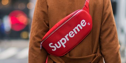 Supreme's Famous Box Logo Is Officially the Most Powerful in the World