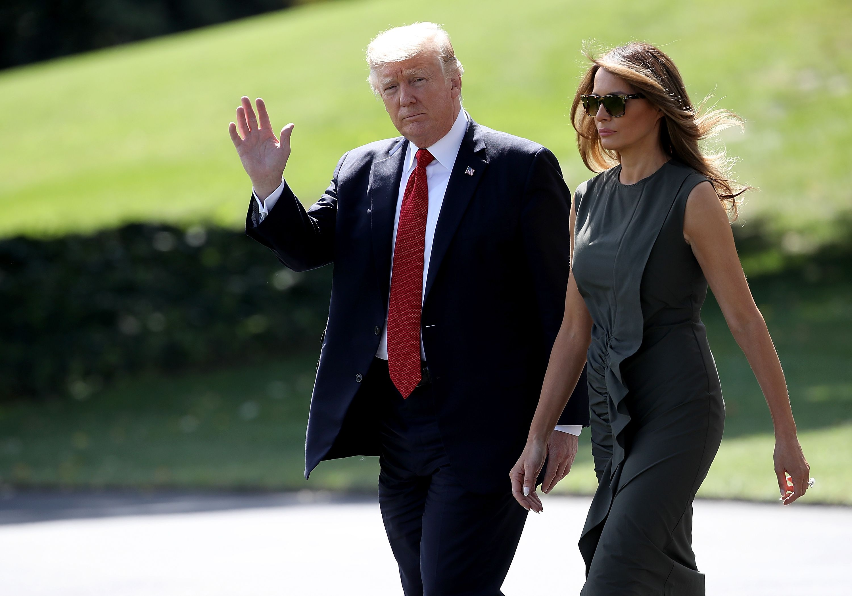 Donald Trump at Camp David - What We ...
