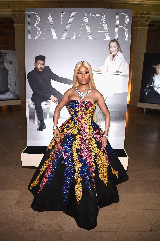 Celebrities at New York Fashion Week 2018