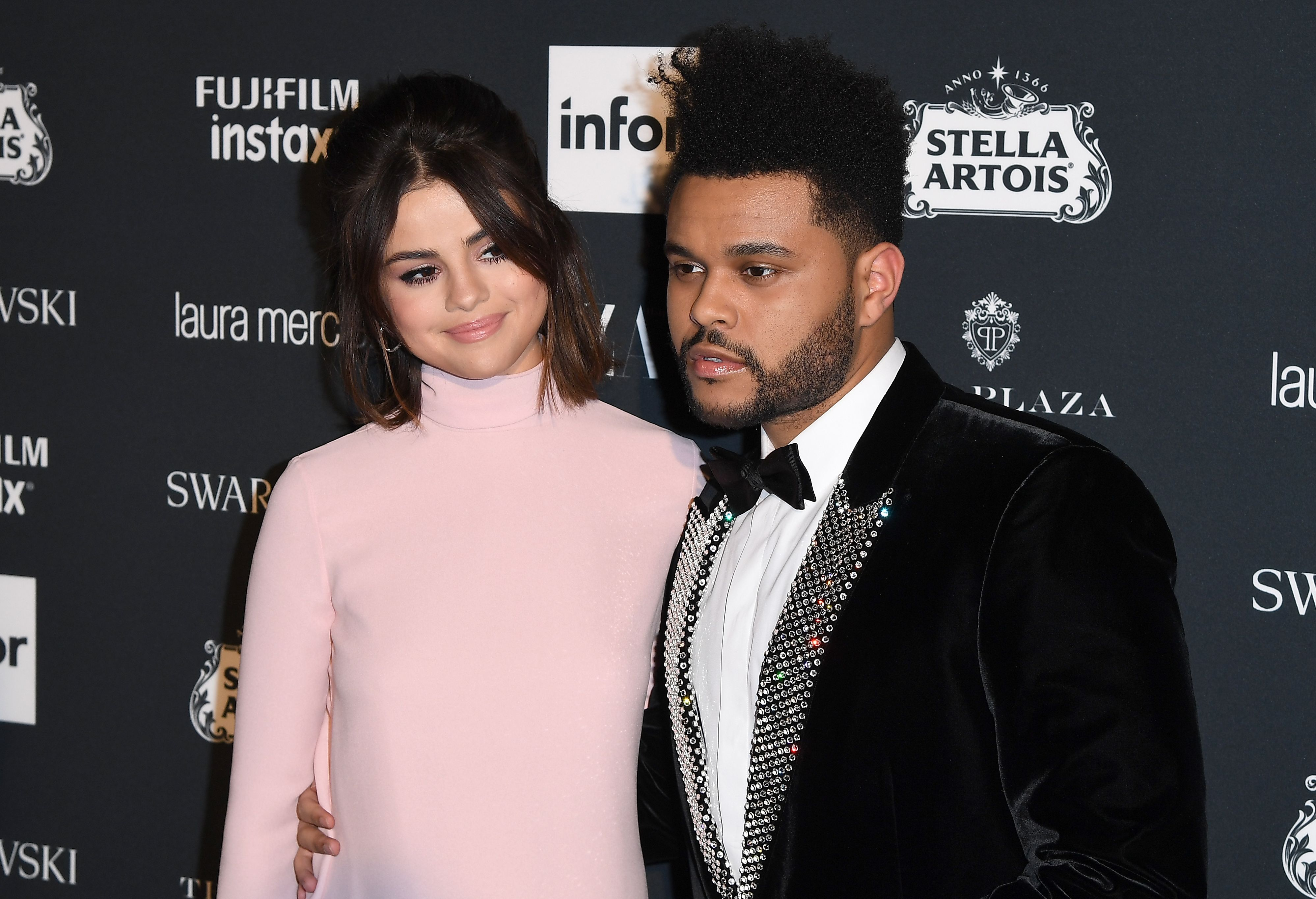 The Weeknd just made his relationship with Selena Gomez Instagram official