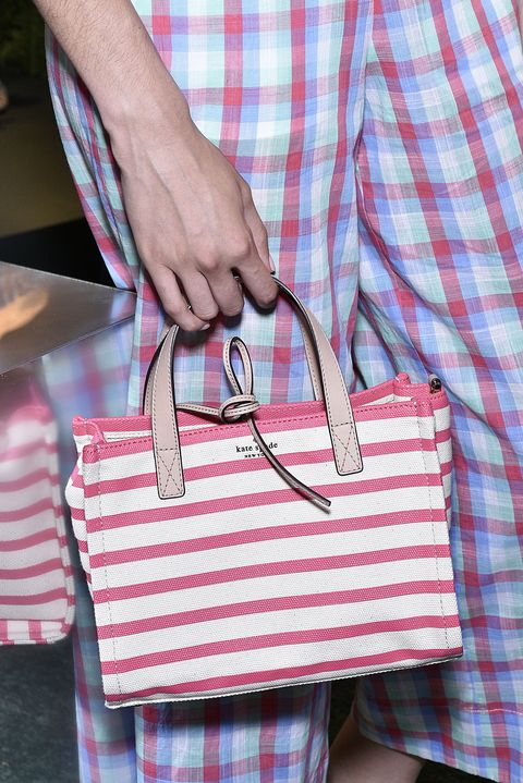 Handbag, Bag, Plaid, Fashion, Fashion accessory, Pink, Pattern, Tartan, Design, Pattern,