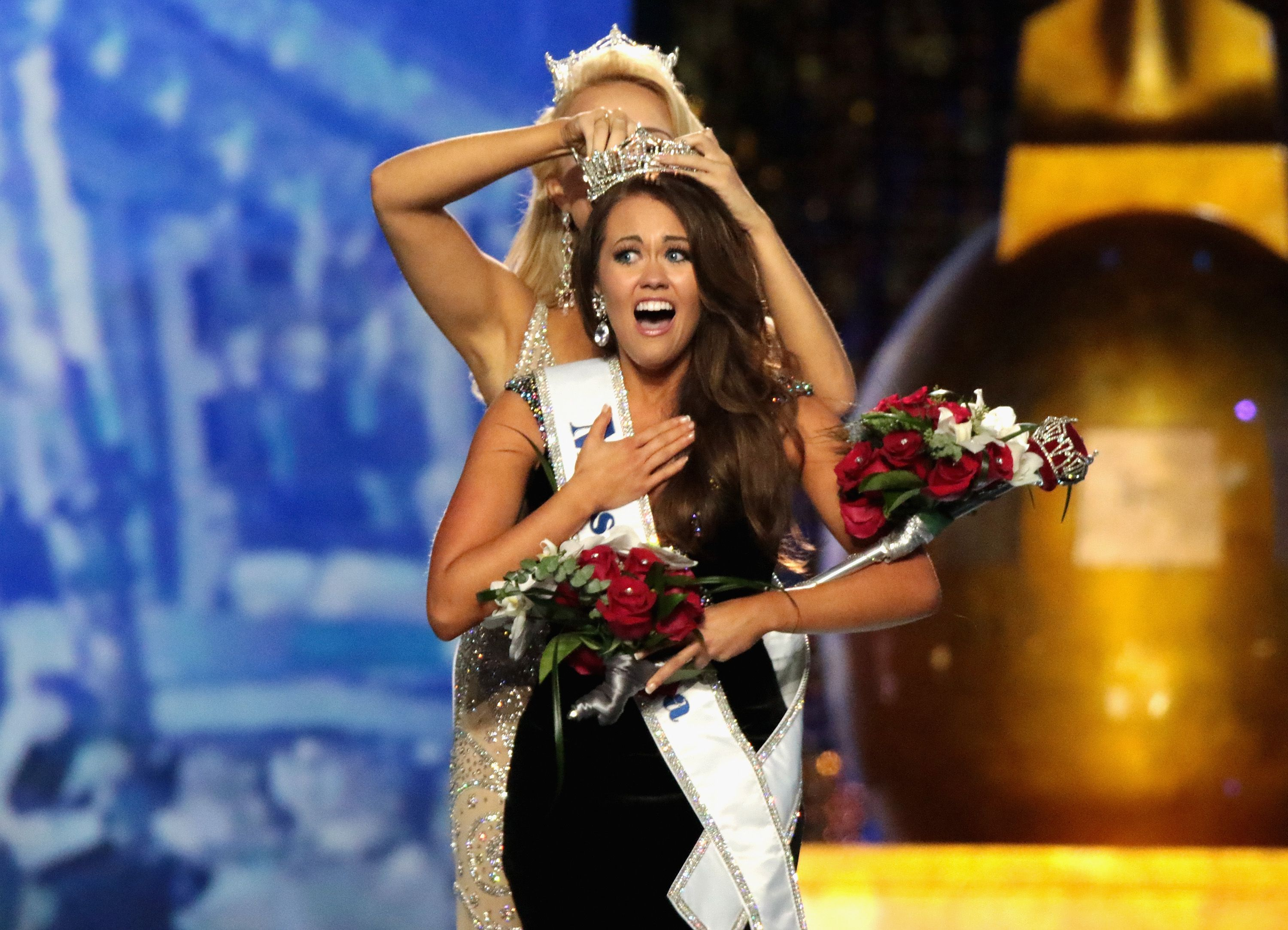 Watch Cara Mund Talks Pageant Sabotage, Bullying, and Saving Miss America From Itself video