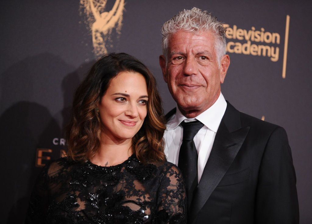 Anthony Bourdain's Girlfriend Asia Argento Breaks Her Silence On The Chef's Passing With A Tragic Statement