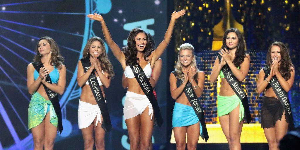 Miss America ha detto addio al costume