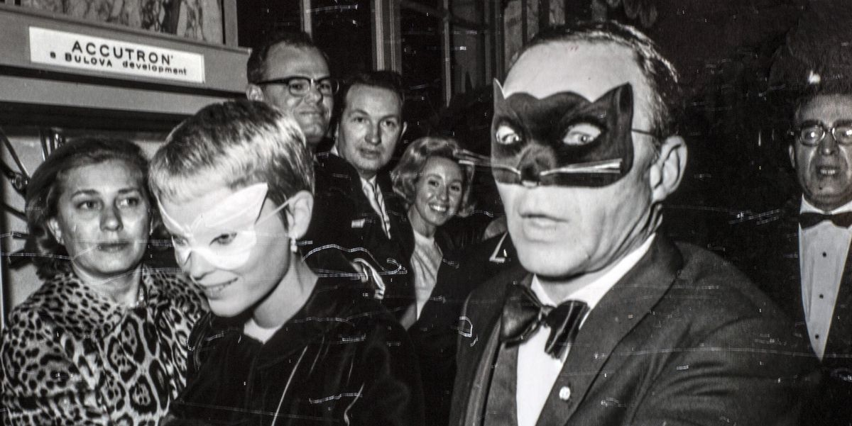 Was Truman Capote's Black-and-White Ball the Greatest Party Ever?