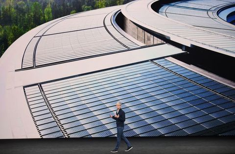 What Apple Means When It Says It's Now 100 Percent Renewable