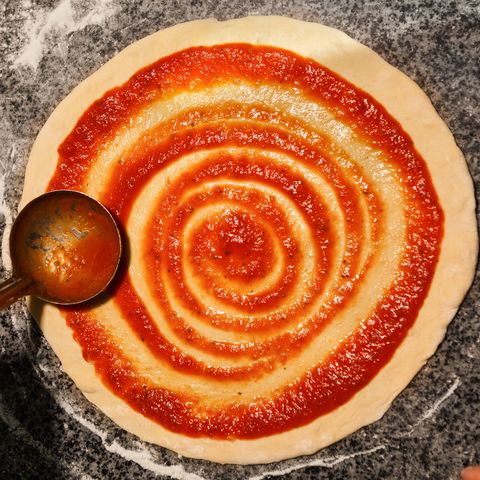Food, Dish, Cuisine, Ingredient, American food, Spiral, Vegetarian food, Produce, Cinnamon roll, Confectionery,