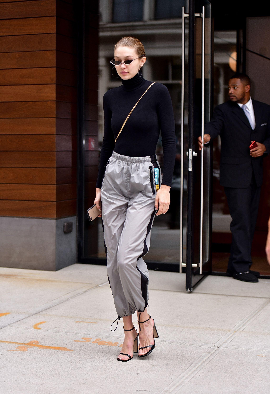 images Gigi Hadid Goes Western Chic For S Moda