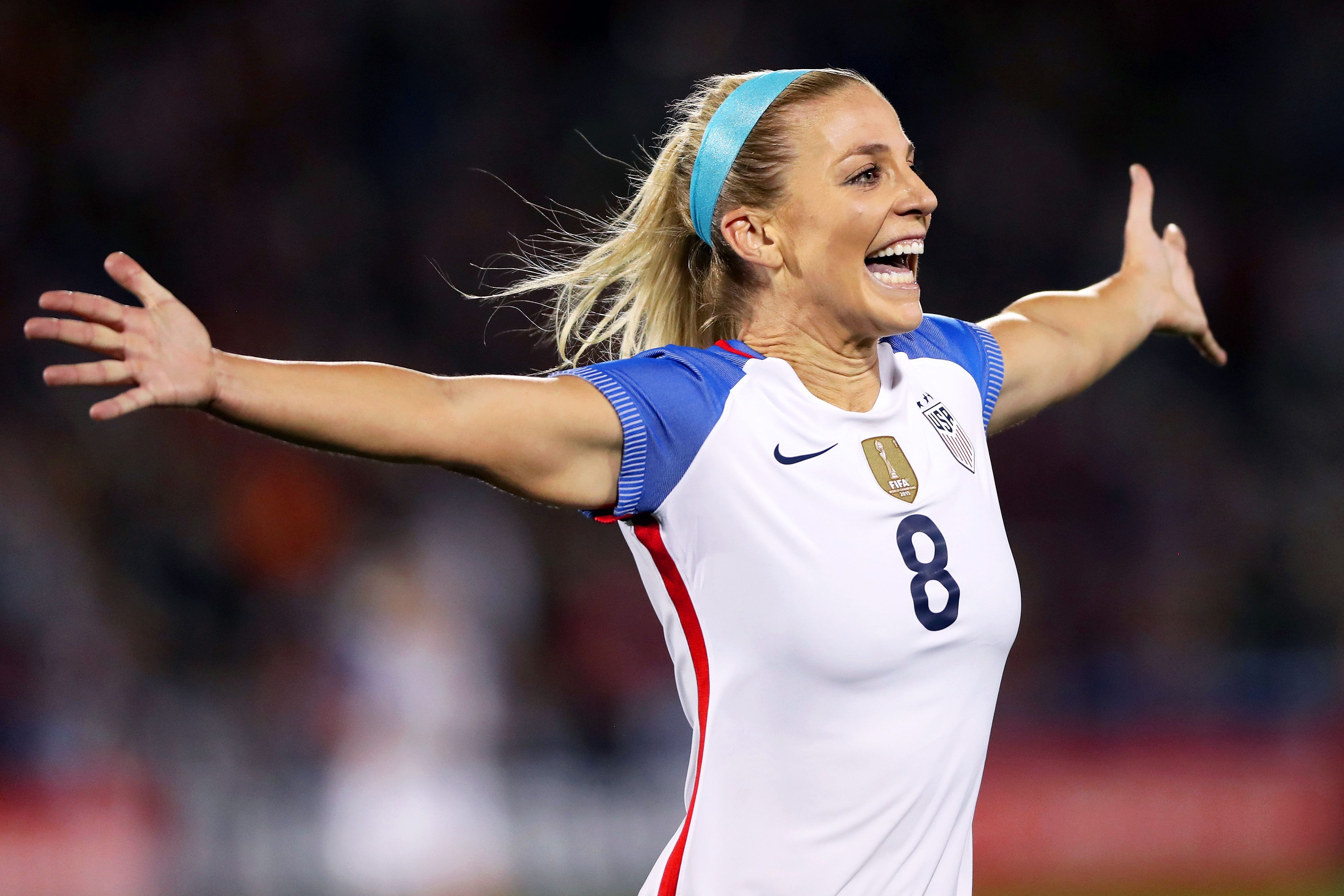 Olympian and Pro Soccer Player Julie Ertz Shares Her Healthy Eating Tips and Go-To Beauty Routine