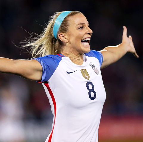 new style 2fc3c 33a2f Julie Ertz, Olympian and Pro Soccer Player, Shares Her ...