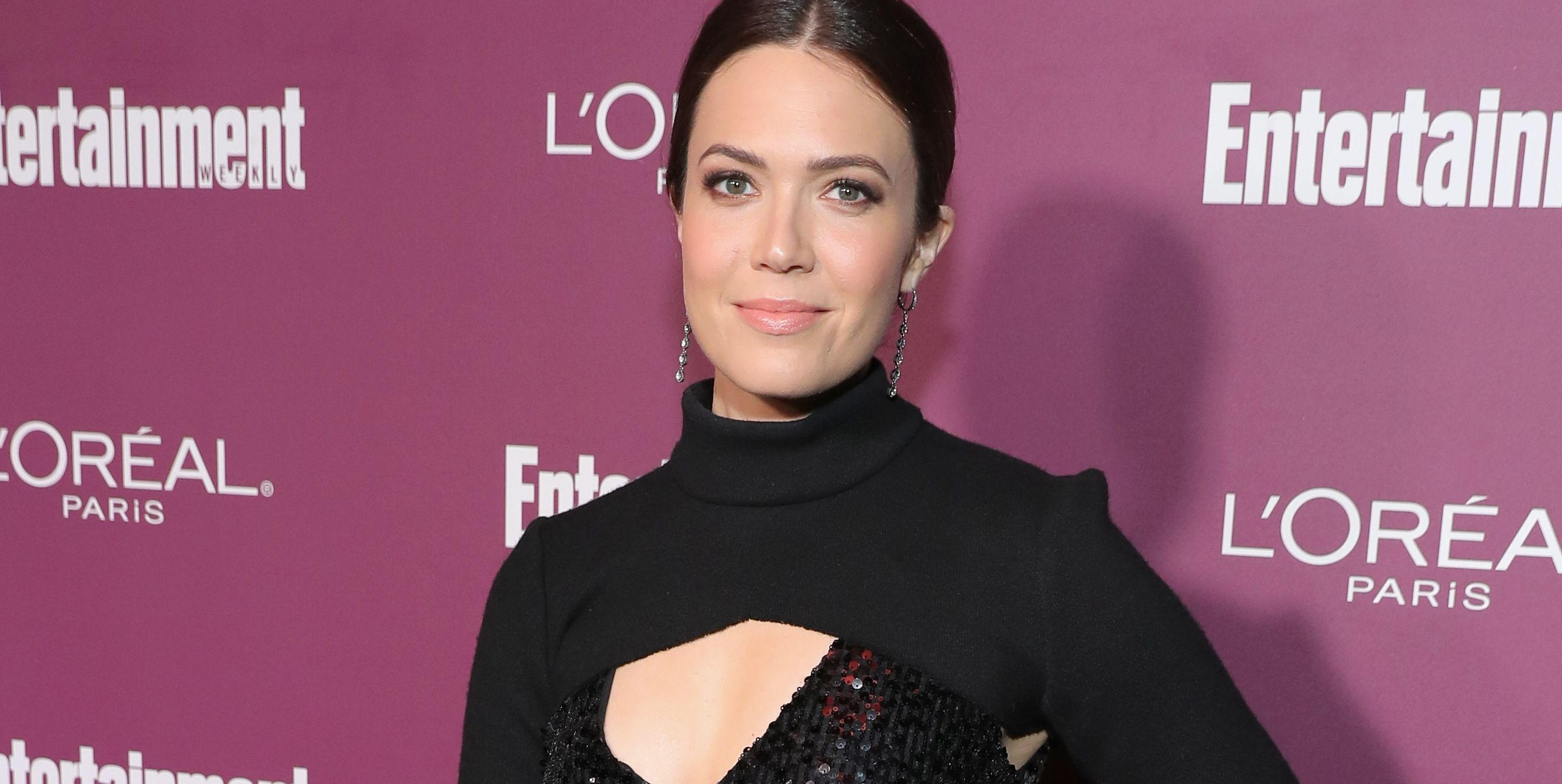 Here's Your First Look at Mandy Moore's Stunning Engagement Ring
