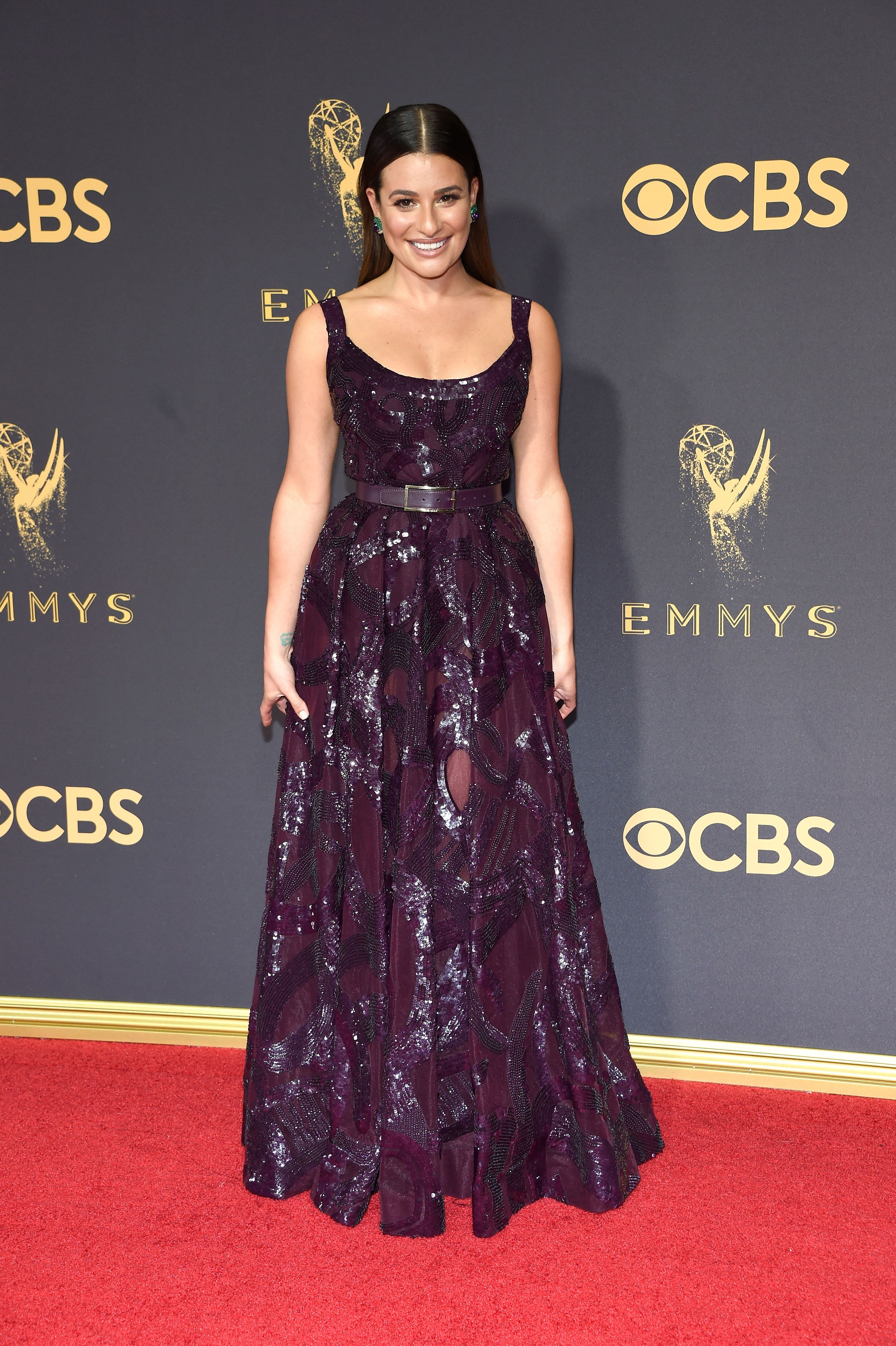 Best Emmy Red Carpet Dresses and Outfits 2017 - Emmy Awards Fashion