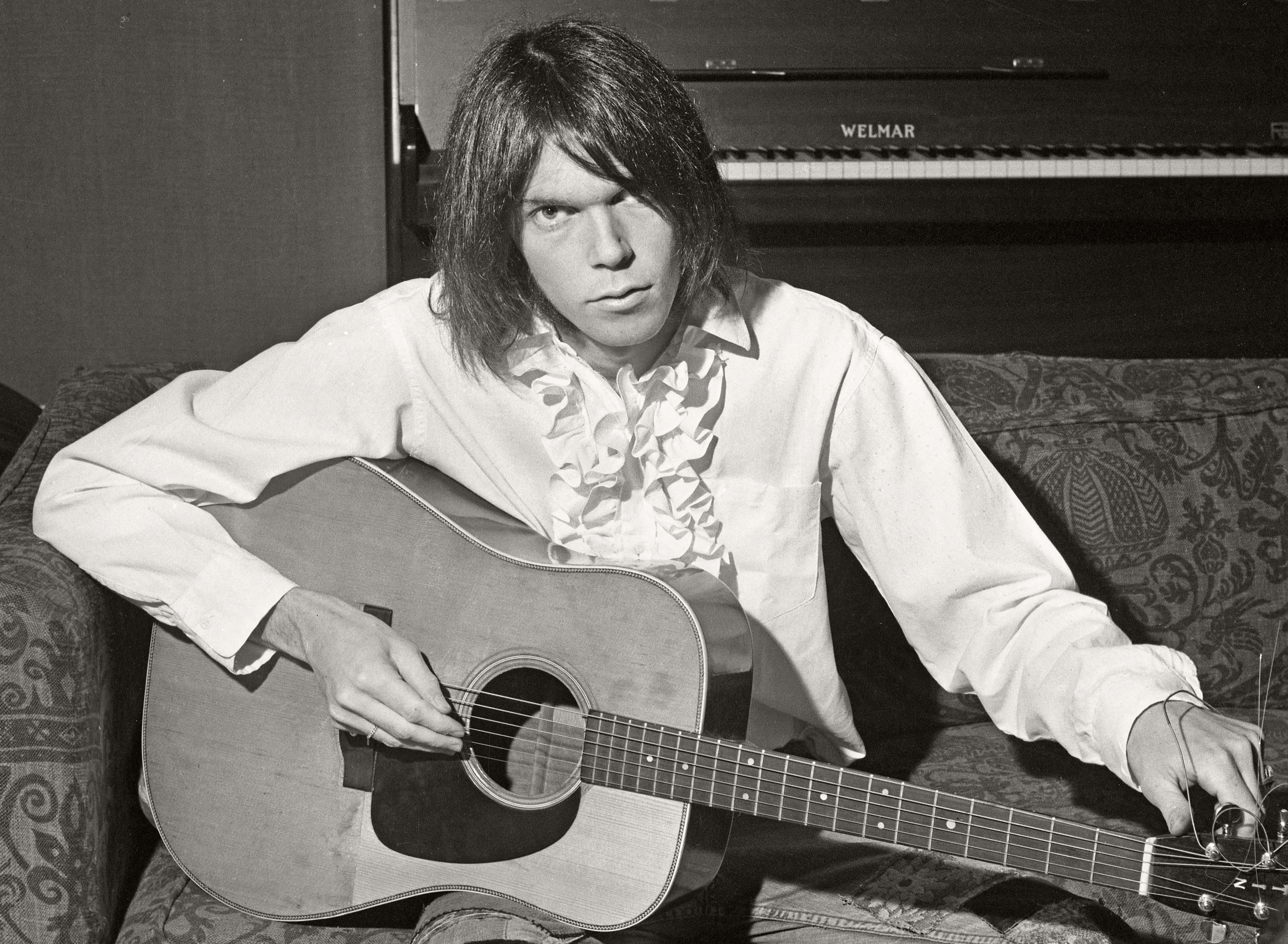 50 Years Ago Neil Young Wrote a Song That Changed a Generation of Protest Music