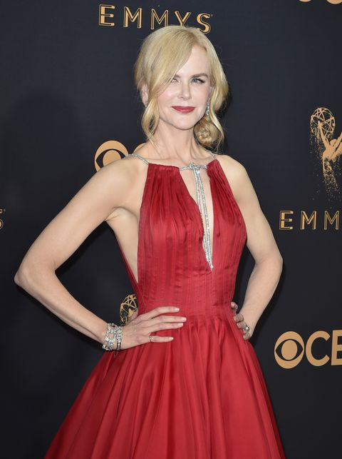 Best Jewelry From The 2017 Emmy Awards Celebrity Red