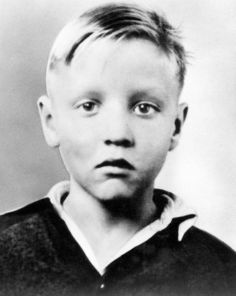 united states   january 01  usa  photo of elvis presley, elvis presley as a child   cearly 1940s  photo by rbredferns