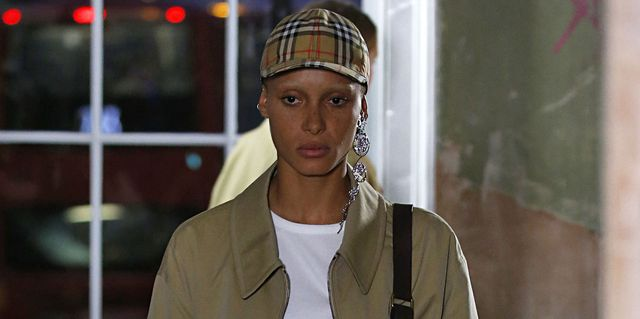 c313c1b8f86 Burberry cap  the most controversial accessory from the  90s is back