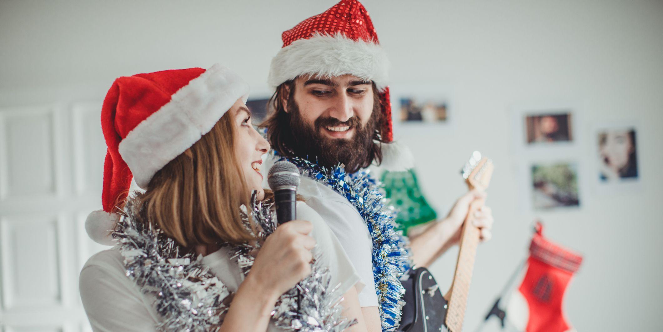 kerstliedjes-zingen