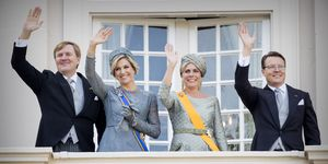 Dutch Royal Family Attends Prinsjesdag in The Hague