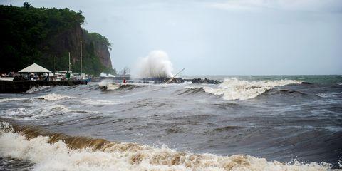 Wave, Wind wave, Sea, Tide, Ocean, Coast, Water, Shore, Tsunami, Beach,