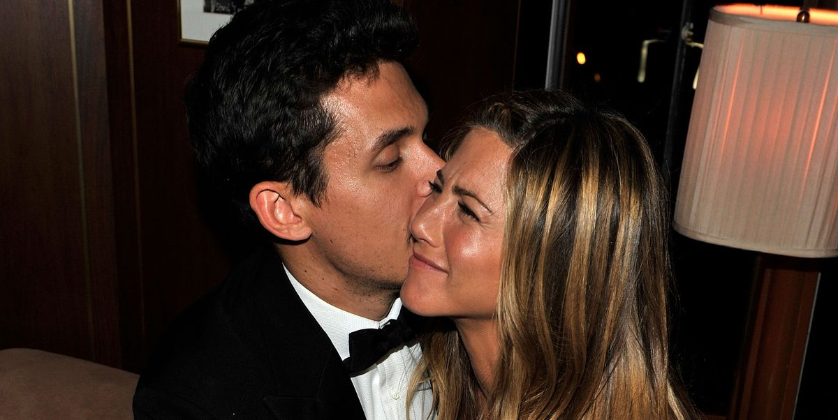 Jennifer aniston dating who The one