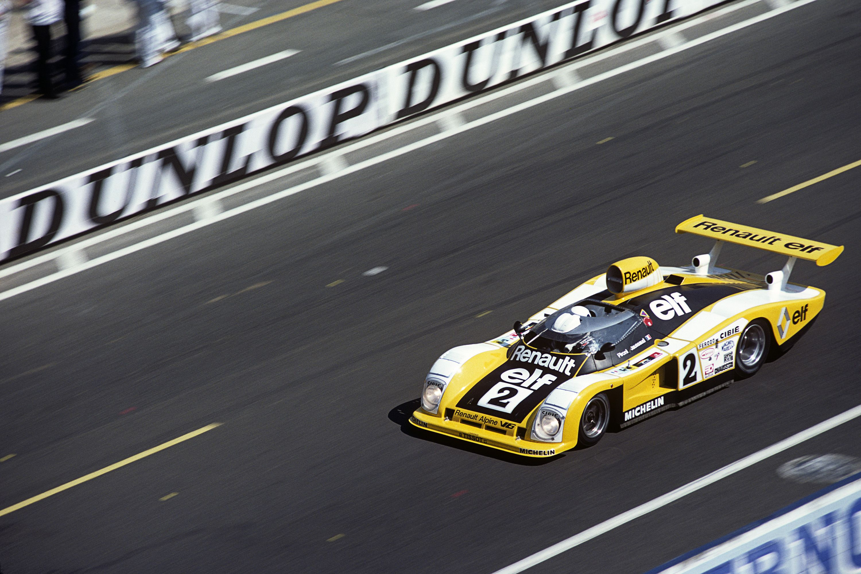 Didier Pironi, 24 Hours of Le Mans