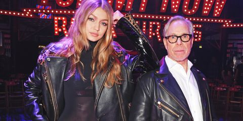 1d6c1f72e8 Tommy Hilfiger and Gigi Hadid Admit Fame is Hard