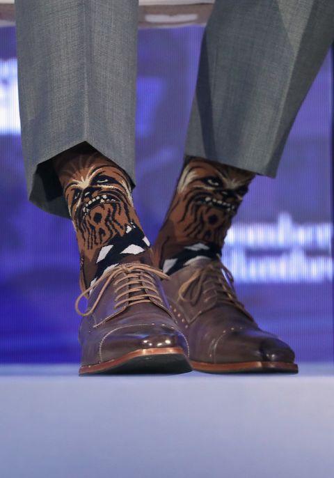 Footwear, Shoe, Fashion, Human leg, Brown, Leg, Boot, Joint, Ankle, Fashion show,